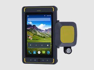 تبلت QPad X5 مجهز به GNSS/GPS نقشه برداری مناسب کارهای زمینی سریع و کاربردهای GIS