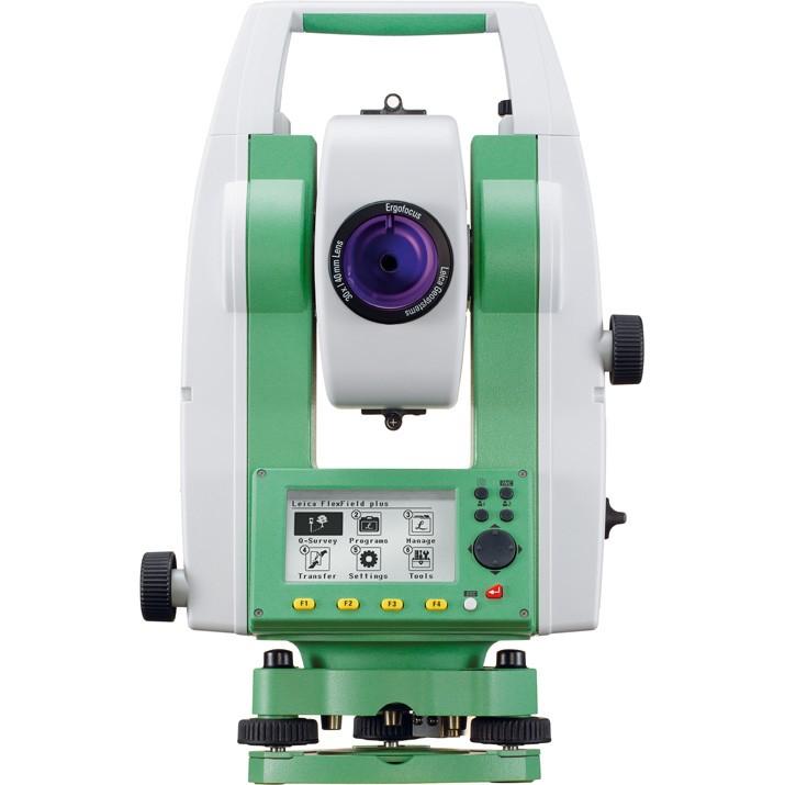 دوربین نقشه برداری توتال استیشن لایکا TS02 PLUS