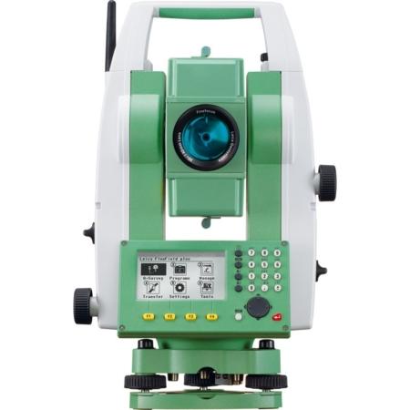 دوربین نقشه برداری توتال استیشن لایکا TS06 PLUS