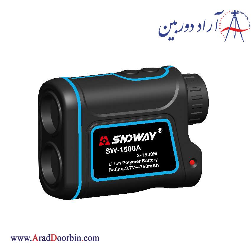 سرعت سنج و فاصله سنج SNDWAY RF-1500A
