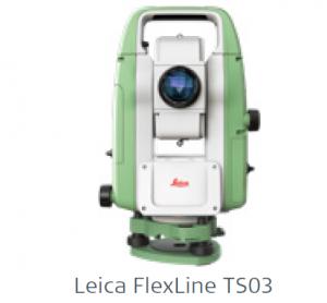 Leica FlexLine TS03
