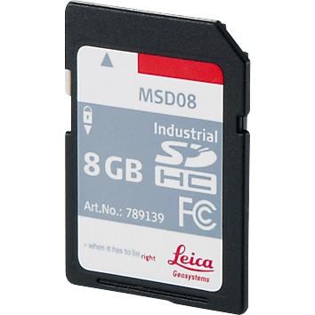کارت حافظه صنعتی 8 گیگابایت لایکا MSD08