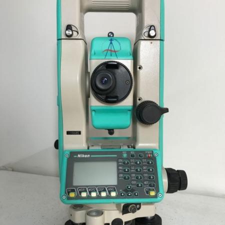 دوربین دست دوم توتال استیشن نیکون DTM-552