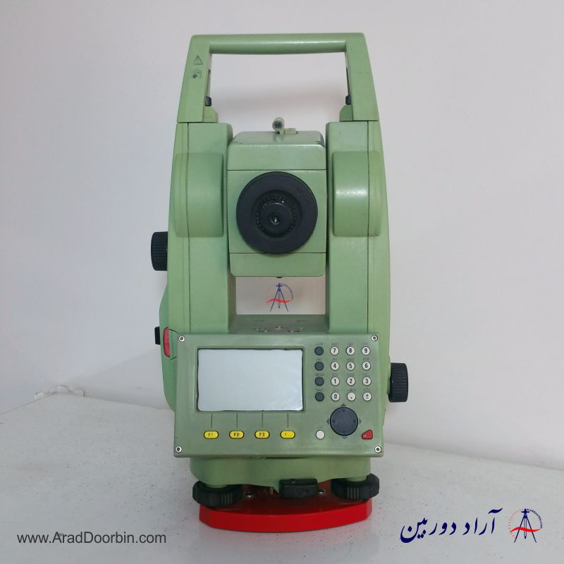 دوربین دست دوم توتال استیشن لایکا TC805