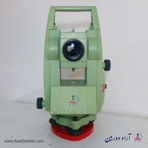 دوربین دست دوم نقشه برداری توتال استیشن لایکا TC805
