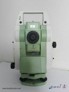 دوربین دست دوم نقشه برداری توتال استیشن لایکا TCR1202-plus-R400